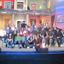 "Cast & Crew • <a style=""font-size:0.8em;"" href=""http://www.flickr.com/photos/75652571@N06/6881690247/"" target=""_blank"">View on Flickr</a>"